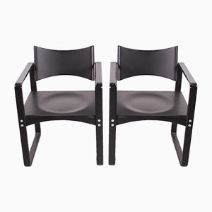 270F Armchairs by Verner Panton for Thonet, 1960s