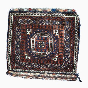 Antique Handmade Afghan Baluch Bag, 1900s