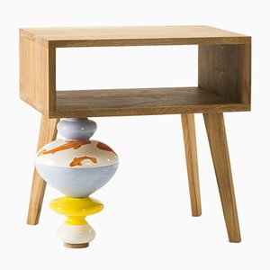 Apilar Bedside Table by Noa Razer