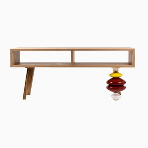 Apilar Low Console by Noa Razer