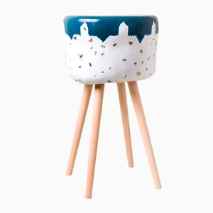 Ladybug Side Table from Studio Noa Razer, 2017