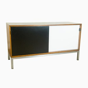 American Walnut Sideboard by Florence Knoll for Knoll International, 1960s