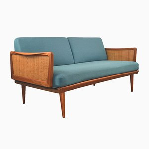 451 Teak Sofa by Peter Hvidt & Orla Mølgaard-Nielsen for France & Søn, 1950s