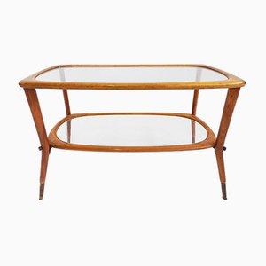 Tavolino vintage di Carlo De Carli, Italia