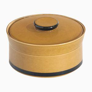 Glasierte japanische Vintage Schale aus Keramik von Japan Honey, 1970er