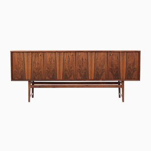Credenza Darby Mid-Century in palissandro di Torbjørn Afdal, Scandinavia