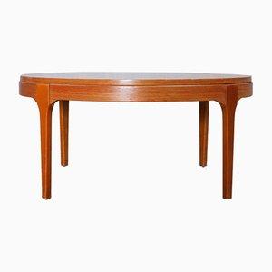 Table Basse Ronde Vintage de Stonehill, 1960s