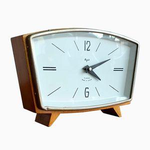 Vintage USSR Majak Clock, 1960s