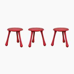 Stools by Ingvar Kamprad for Habitat, 2004, Set of 3