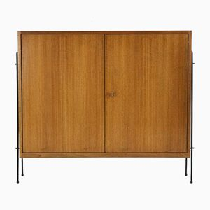 Walnut Cabinet, 1950s