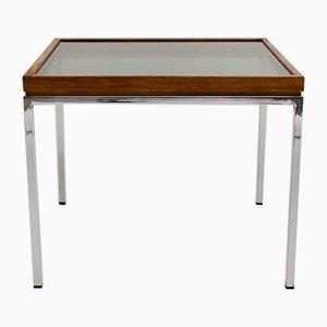 Tavolino da caffè quadrato, anni '70