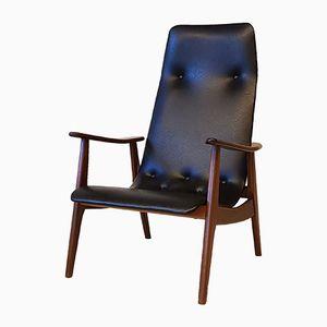 Armlehnstuhl von Louis van Teeffelen für Webe, 1960er