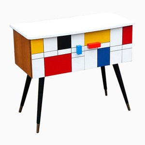 Small Modernist Commode, 1960s