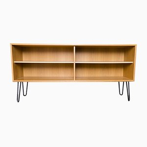 Vintage German Oak Shelf from WK Möbel