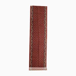 Vintage Red Wool Rug, 1970s