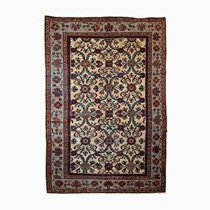 Antique Handmade Mahal rug, 1900s