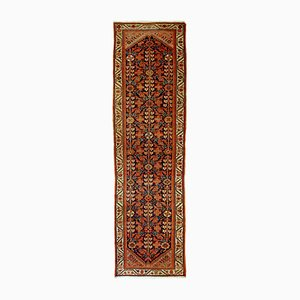 Antique Malayer Runner, 1900s