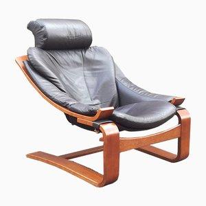 Kroken Sessel von Åke Fribytter für Roche Bobois, 1980er