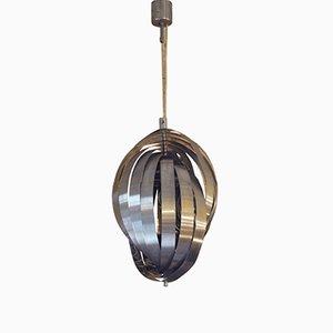 Lampe à Suspension Spirale par Henri Mathieu, 1970s