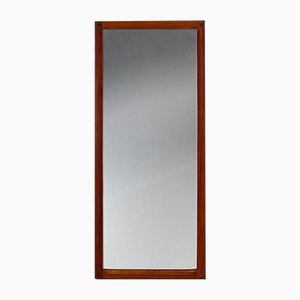 Vintage Model 165 Teak Mirror by Kai Kristiansen for Aksel Kjersgaard