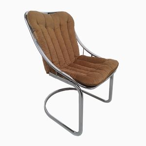 Vintage Lounge Chair by Willy Rizzo
