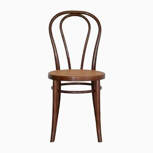 Vintage Romanian Bentwood No. 18 Chair, 1960s