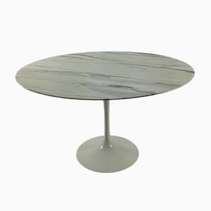 Vintage Marble Dining Table by Eero Saarinen for Knoll International