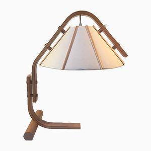 Lampe de Bureau Vintage par Jan Wickelgren pour Aneta, Suède, 1970s