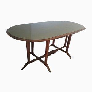 Mesa de comedor vintage, años 50