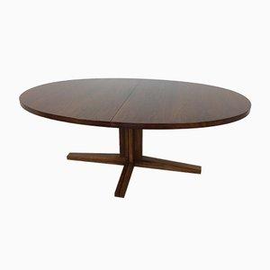 Mid-Century Rosewood Dining Table by John Mortensen for Heltborg Møbler, 1960s