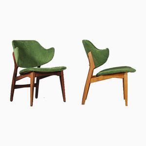 Chaises Winnie de Ikea, 1956, Set de 2