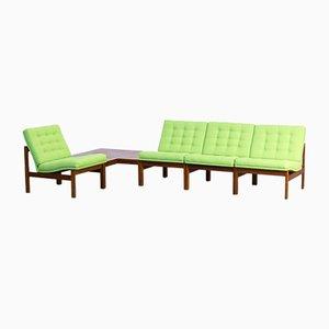 Modular Sofa by Ole Gjerløv Knudsen & Torben Lind for France & Son, 1950s
