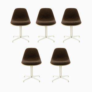 Chaise à Dossier Bas La Fonda Vintage par Charles & Ray Eames pour Herman Miller