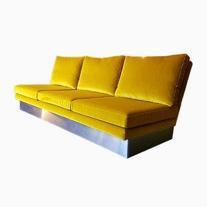 Vintage 3-Sitzer Sofa von Willy Rizzo