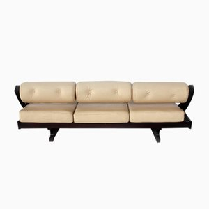 Sofá cama de Gianni Songia, años 70