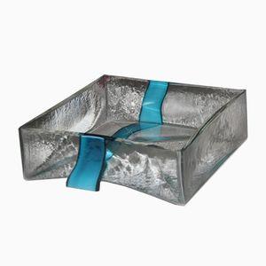 Jarrón grande de cristal de Murano de Pierre Cardin para Venini, 1968