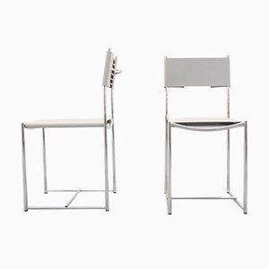 Vintage Spaghetti 101 Stühle von Giandomenico Belotti für Alias, 6er Set