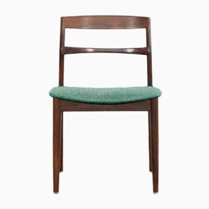 Customizable Chairs in Rosewood by Henning Kjaernulf for Vejle, Set of 4
