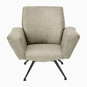 Personalisierbarer italienischer Modell 548 Sessel von Lenzi, 1960er