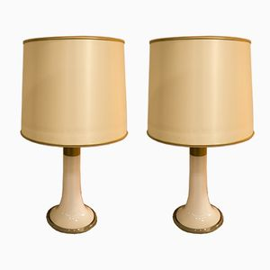 46-017 Table Lamp by Lisa Johansson Pape for Stockmann Orno, 1960s, Set of 2