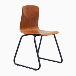Vintage S23 Stuhl aus Eiche von Galvanitas