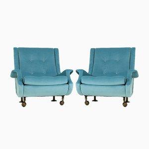 Regent Sessel von Marco Zanuso für Arflex, 1960er, 2er Set