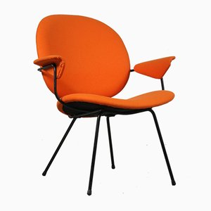 Dutch Easy Chair by Willem Hendrik Gispen for Kembo, 1950s