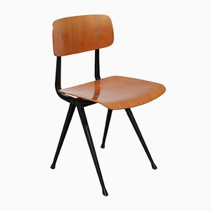 Dutch Industrial Result Chair by Friso Kramer for Ahrend De Cirkel, 1960s