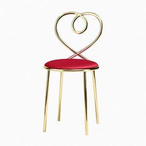 Rubis Love Stuhl von N. Zupanc für Ghidini 1961