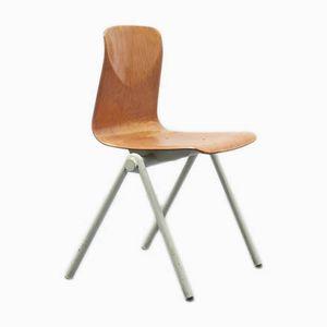 Vintage S30 Oak Chair from Galvanitas