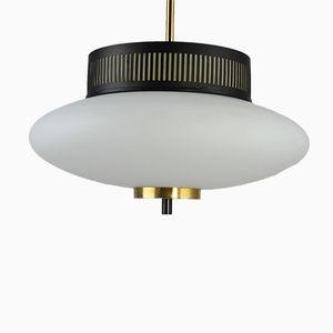 Mid-Century Deckenlampe von Maison Arlus