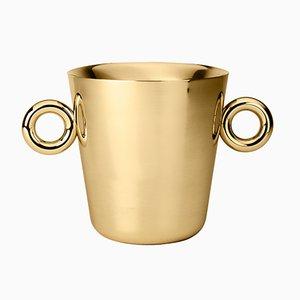 Double O Ice Bucket by R. Hutten for Ghidini 1961