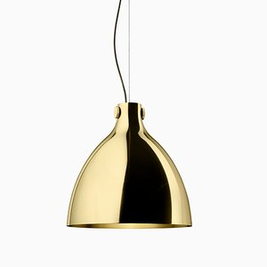 Indi-Pendant Round Lamp by R. Hutten for Ghidini 1961