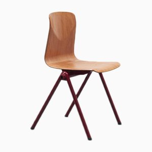 Vintage S30 Beech Chair by Galvanitas